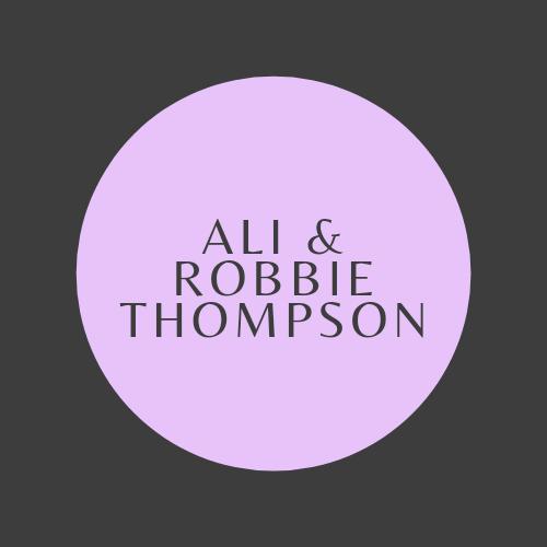 Ali & Robbie Thompson - Blue Jean Gala Silver Sponsor